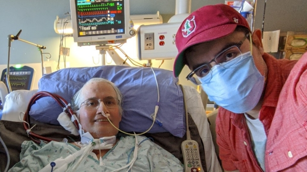 Double transplant at Stanford saves life of critically ill COVID-19 patient
