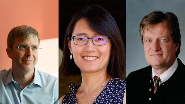 Three faculty members elected fellows at American Institute for Medical and Biological Engineering