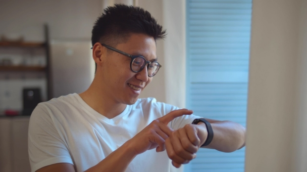 Wearables predict blood test results