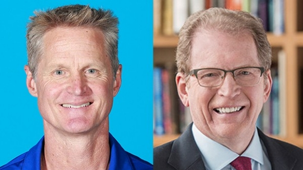 Warriors' Steve Kerr at Stanford Medicine Health Matters: Maintain values in times of crisis