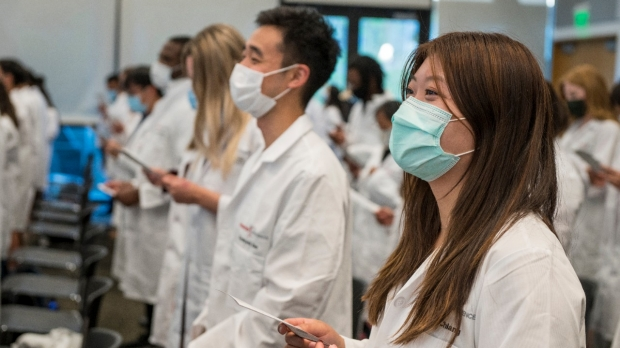 New bioscience students welcomed