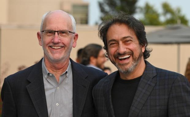 Paul Yock and Josh Makower