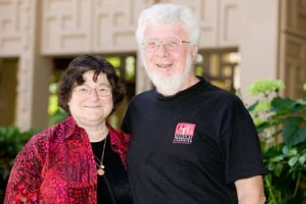 Leonard Herzenberg, PhD, and Leonore Herzenberg, PhD