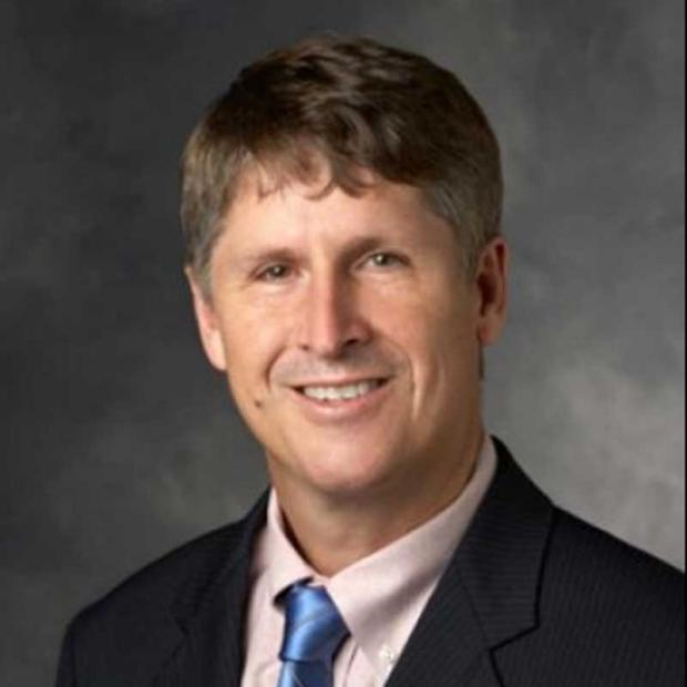 Portrait of Mark Nicolls