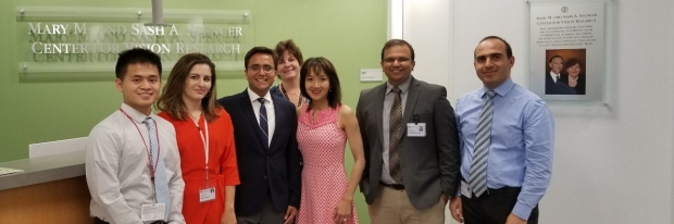 group photo with Dr Do