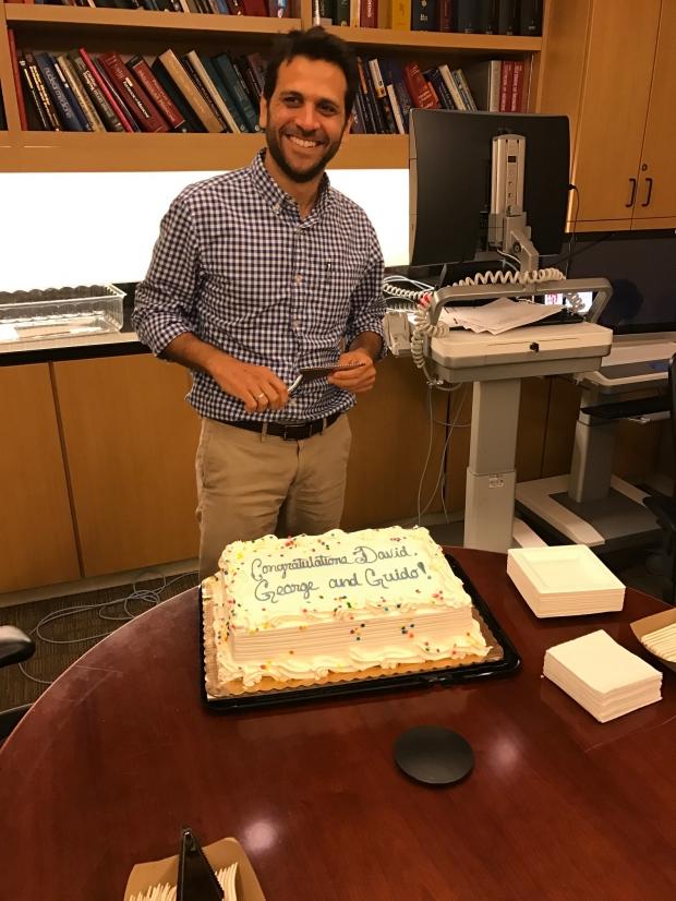 Cake Celebration - Guido