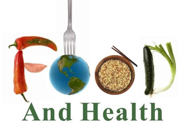 Food and Health logo