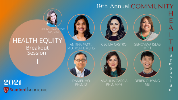 19th Annual Community Health Symposium | Breakout 1 Health Equity