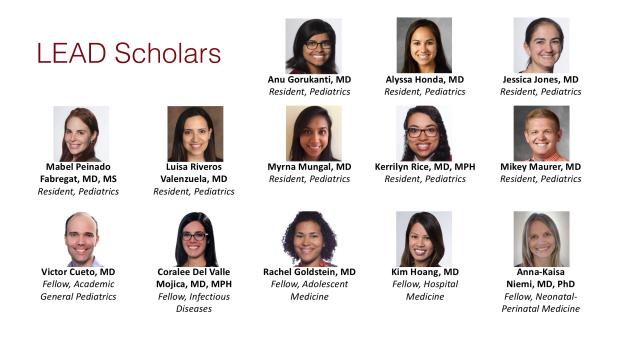 LEAD Scholars 2017-18