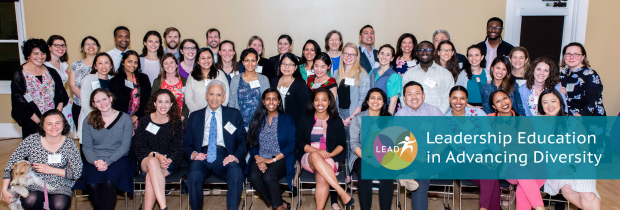 LEAD Cohort 2018-19 Alumni Banner