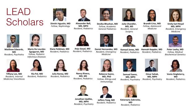 LEAD Cohort 2018-19