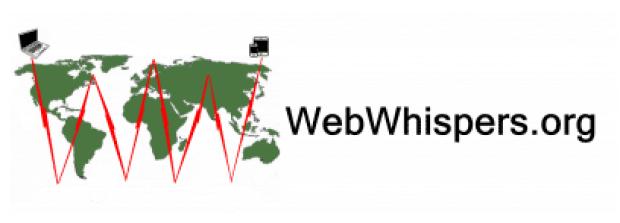 WebWhispers.org logo