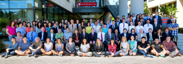 2015 OHNS Department Group Photo