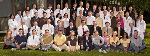 OHNS Faculty 2010