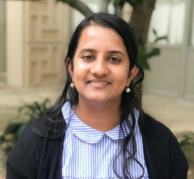 Meena Easwaran, MS