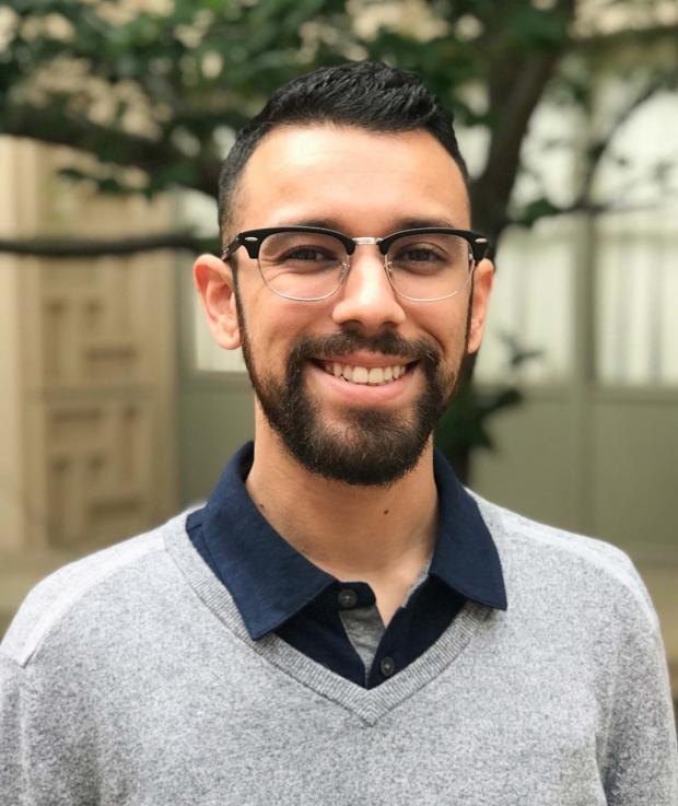 Joshua Martinez, MS