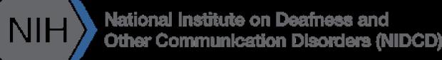 NIDCD logo