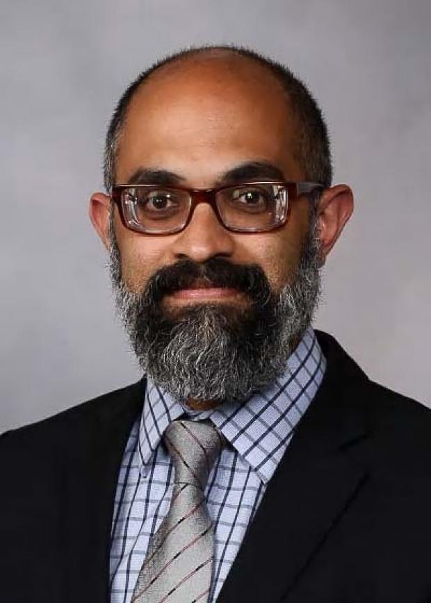 Dr. Karthik Balakrishnan, MD, MPH
