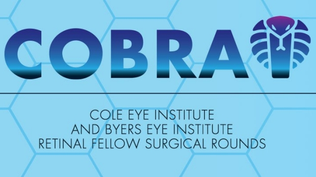 Register for the Cole Eye Institute and Byers Eye Institute Retina Fellow Surgical Rounds