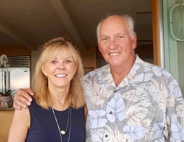Susan and Tom Harrington