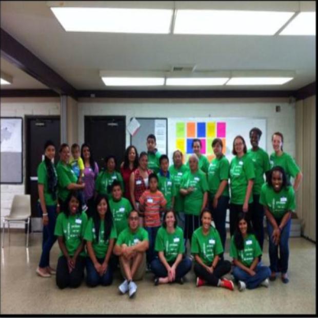 Our Voice Participants