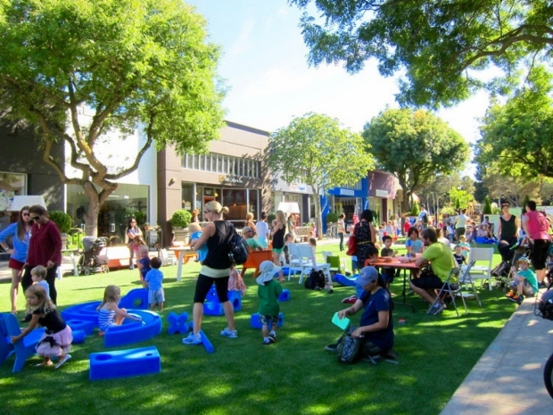 Park to promote active living