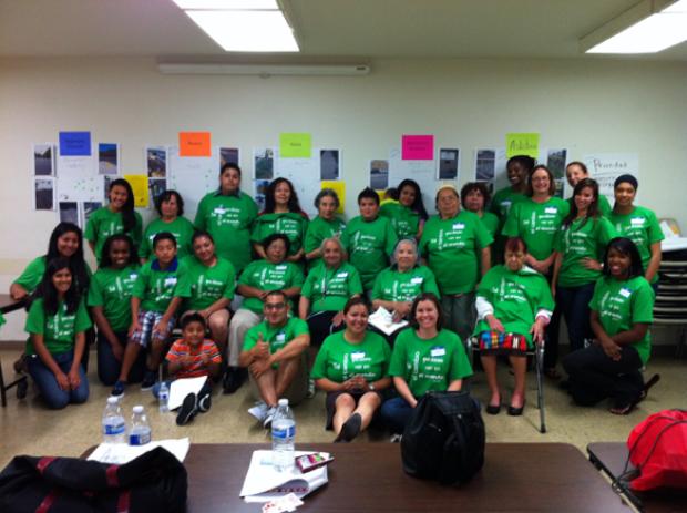 bringing Latino residents together