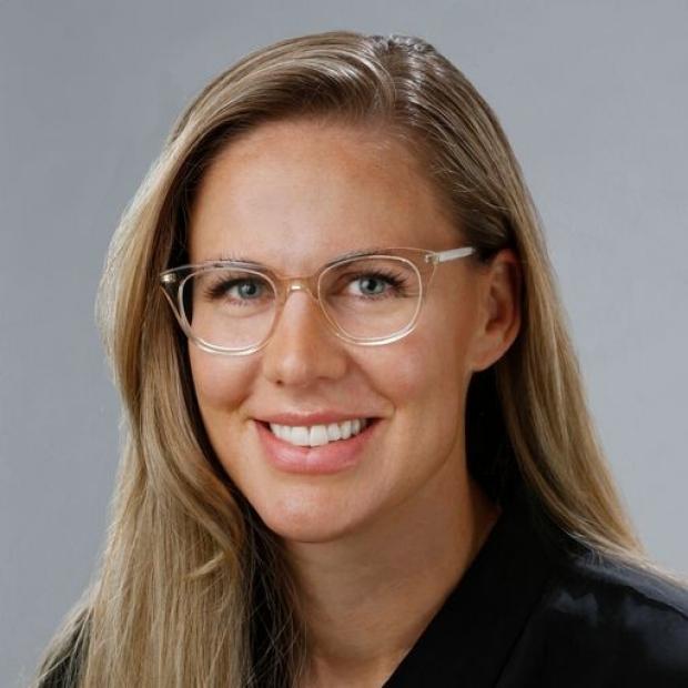 Portrait of Courtney Nelson