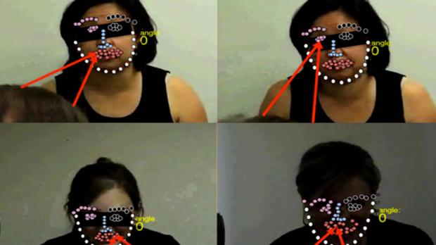 Classification of Developmental Disorders Using Eye-Movements