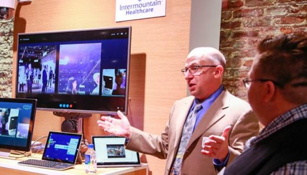Bill Beninati of Intermountain