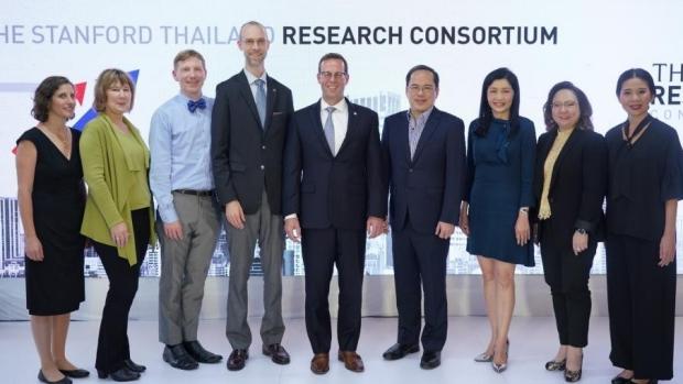 Stanford Thailand Research Consortium