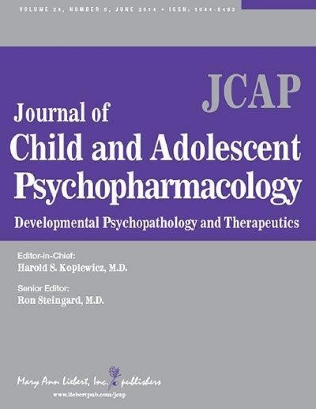 The Journal of Child and Adolescent Psychopharmacology