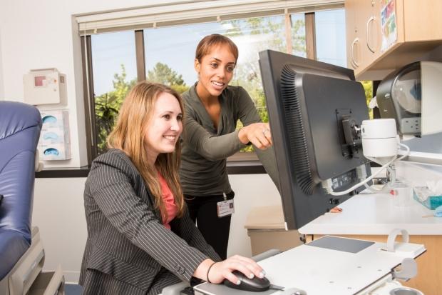 Kayla & Amber computer databse