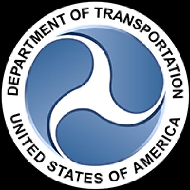 US Dept. of Transportation logo