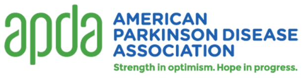 American Parkinson Disease Association logo