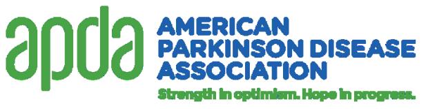 American Parkinson Disease Association