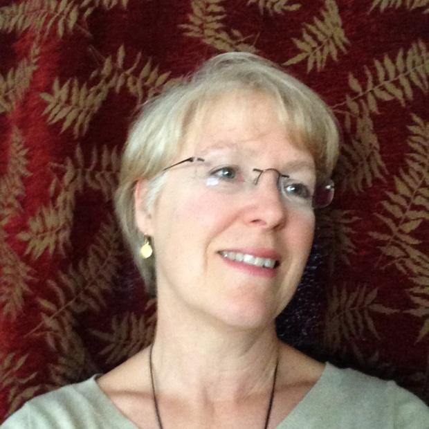 Portrait of Denise Dagan