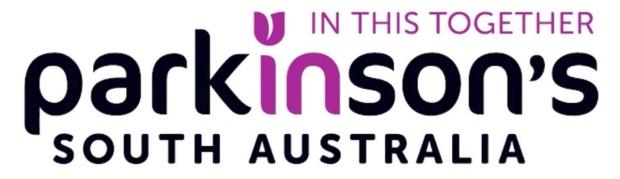 Parkinsons South Australia logo