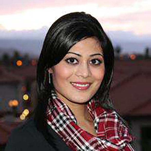 Sharmin Nasrullah