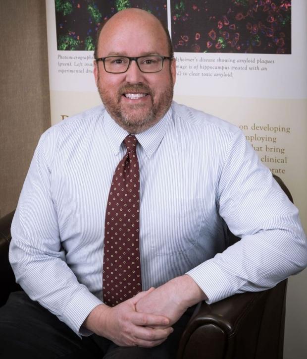 Photo of Thomas Montine, chair of Pathology