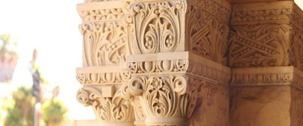 Stanford pillar