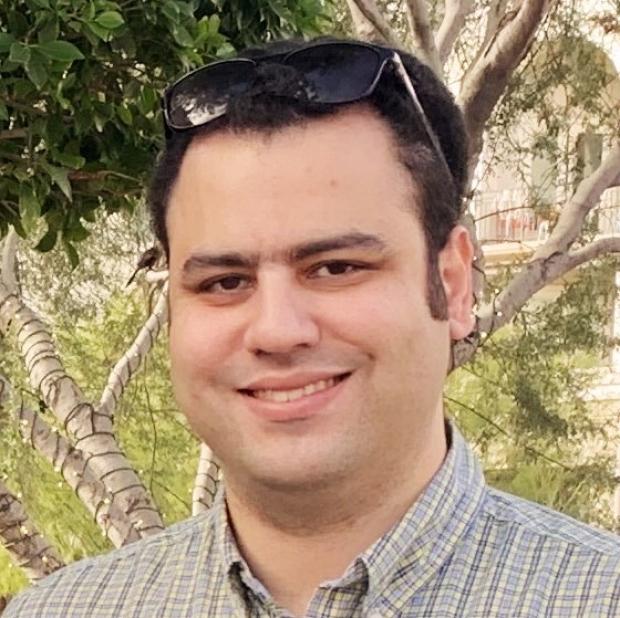 photo of Roozbeh Dehghannasiri, PhD, Fellow in Clinical Data Science