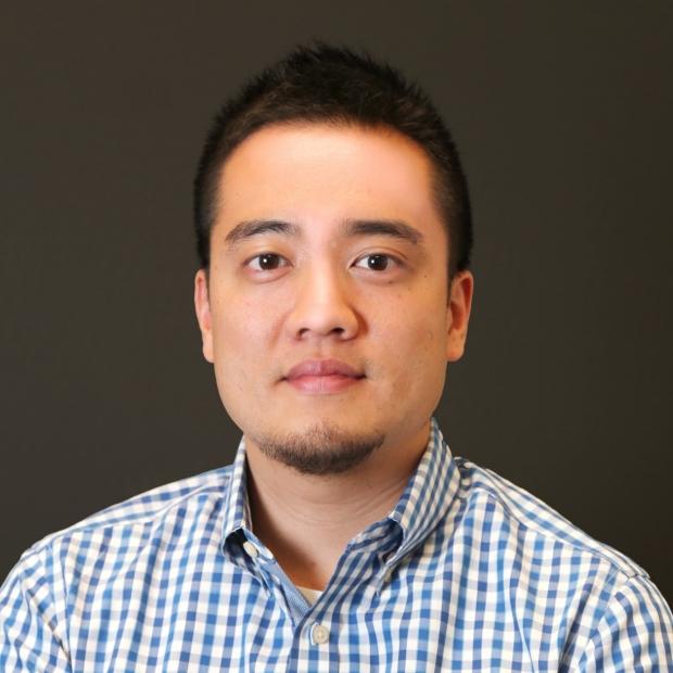 Portrait photo of Dr. Eric Yang