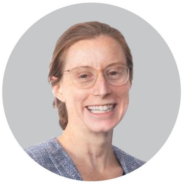 photo of Catherine Hogan, Stanford Pathology