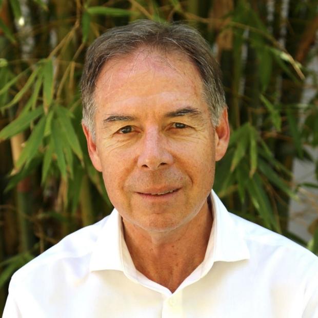 photo of James Zehnder