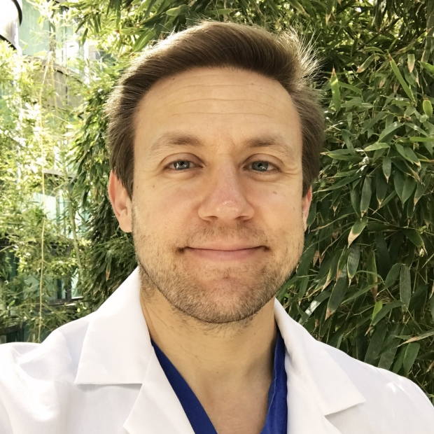 Photo of Darren Salmi, Stanford Pathology