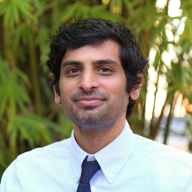 portrait photo of Dr. Richard Sibley