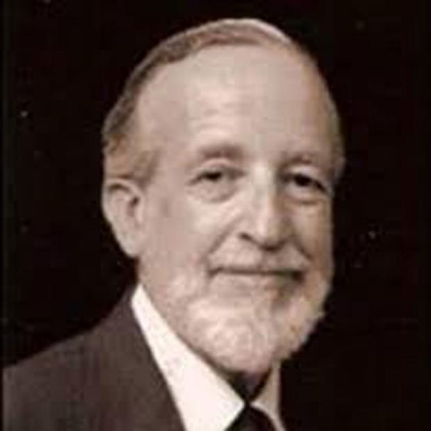 Portrait of Ronald Dorfman