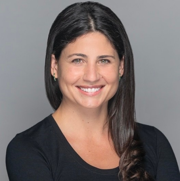 photo of Kelly Mooney, MD, faculty candidate lecturer