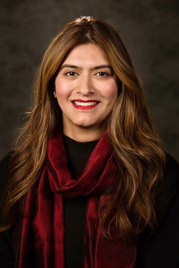 photo of Safia N. Salaria, MD, guest faculty lecturer